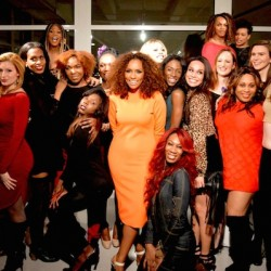 Redefining Realness book party 2014