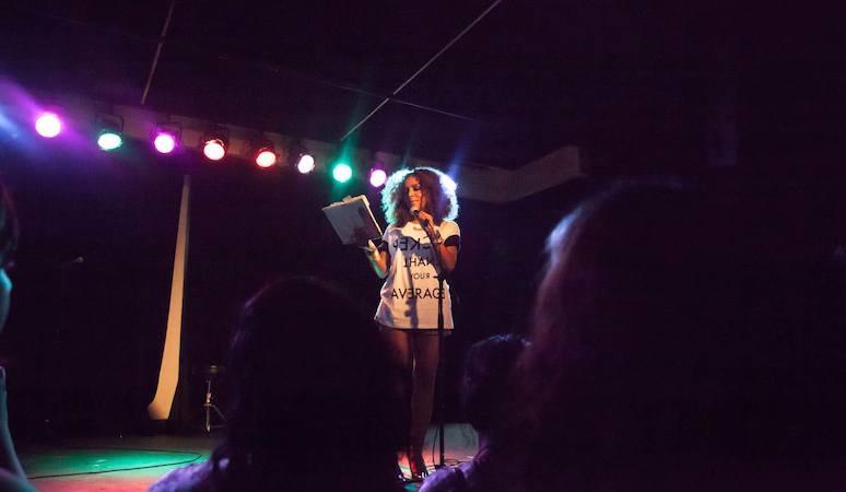 Janet Mock reading Redefining Realness