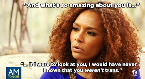Janet Mock and Alicia Menendez Interview