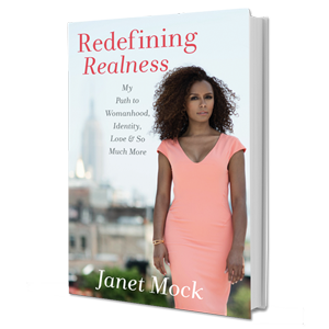 Redefining Realness by Janet Mock - Hardcover Book