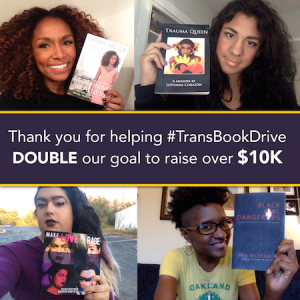 Trans Book Drive - Trans Authors