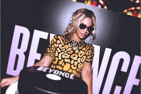 Beyonce birthday cake photo