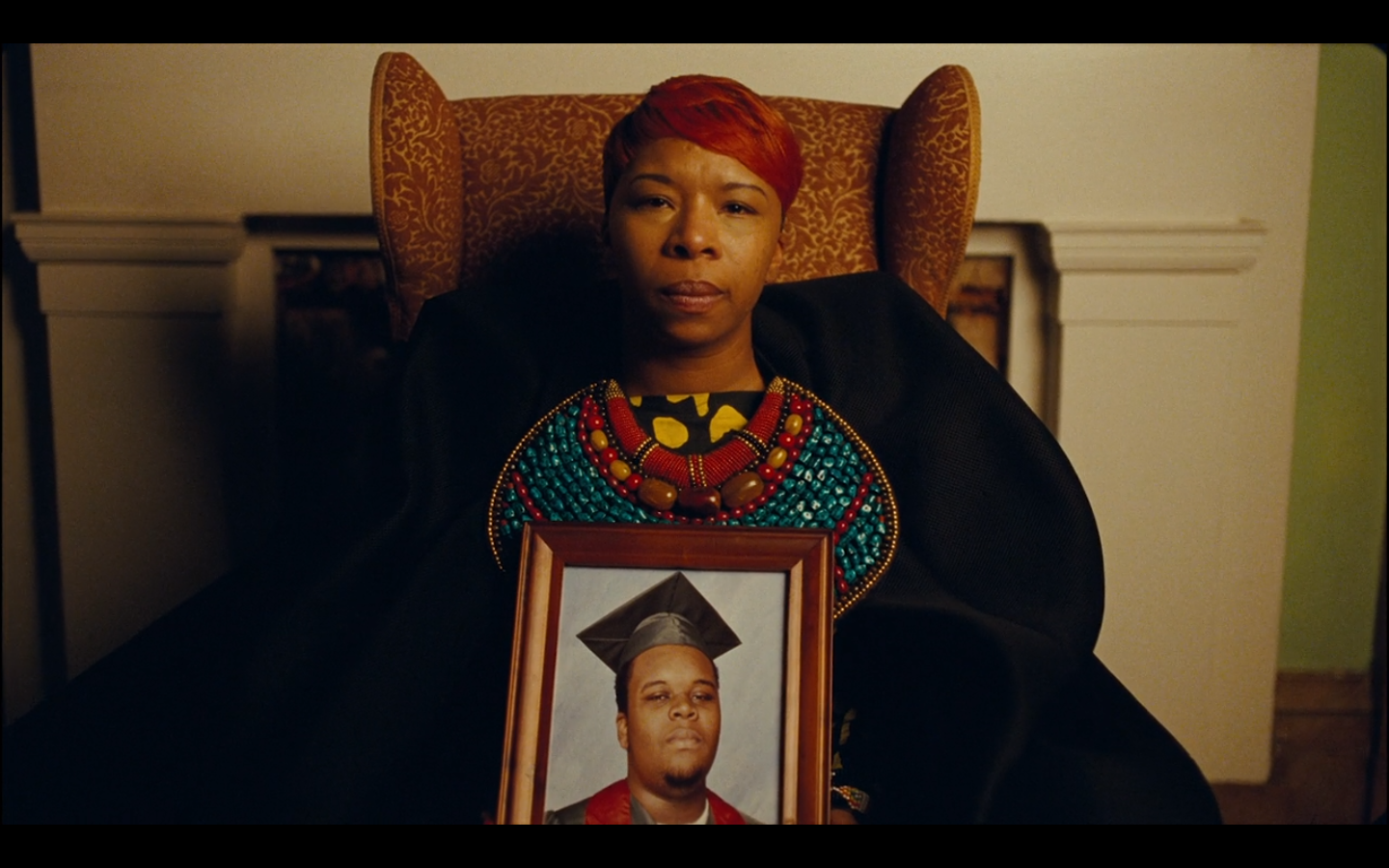 Mike Brown's mother Lesley McSpadden