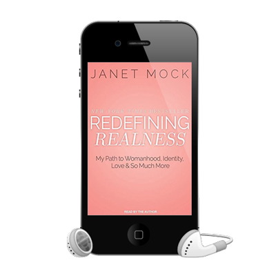 Redefining Realness Audiobook, by Janet Mock